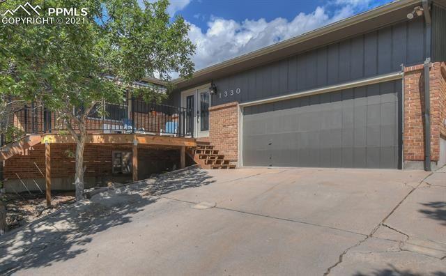 1330 Oak Hills Drive, Colorado Springs, CO 80919 - #: 9409022