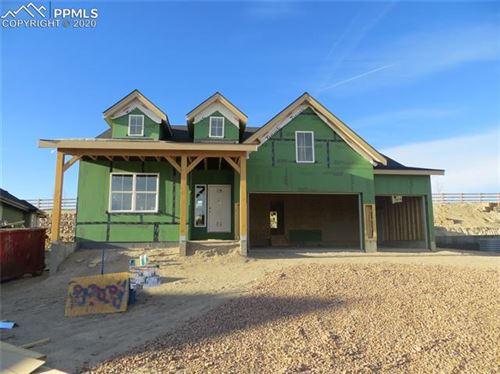 Photo of 10384 Sharon Springs Drive, Colorado Springs, CO 80924 (MLS # 8562023)