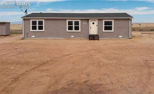 Photo of 19110 Powers Road, Colorado Springs, CO 80928 (MLS # 9705023)