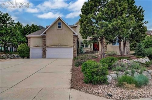Photo of 5920 Buttermere Drive, Colorado Springs, CO 80906 (MLS # 4232024)