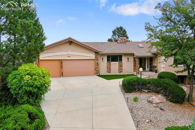 6690 Mesedge Drive, Colorado Springs, CO 80919 - #: 5417026
