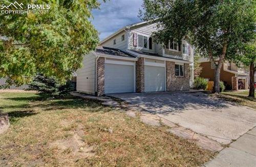 Photo of 5211 Belle Star Drive, Colorado Springs, CO 80922 (MLS # 3246027)