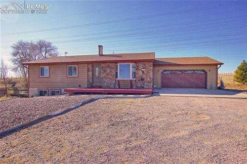 Photo of 10805 Thunderhead Drive, Colorado Springs, CO 80925 (MLS # 4193027)