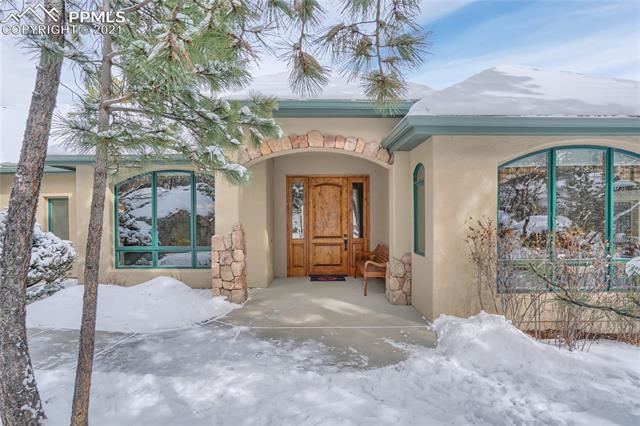Photo for 4865 Longwood Point, Colorado Springs, CO 80906 (MLS # 2304027)