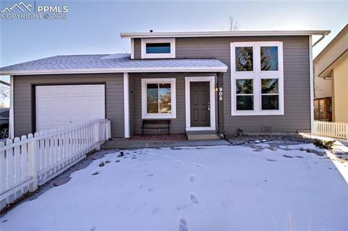 Photo of 905 Greenbrier Drive, Colorado Springs, CO 80916 (MLS # 1930030)