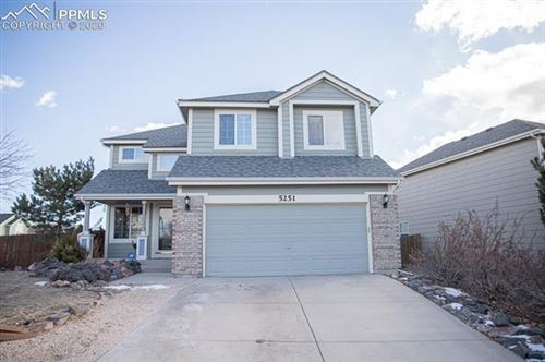 Photo of 5251 Lone Star Place, Colorado Springs, CO 80922 (MLS # 3773031)