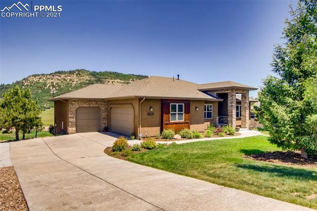 1152 Greenland Forest Drive, Monument, CO 80132 - #: 2476031