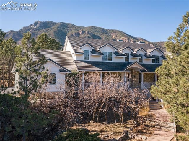 Photo for 108 S Marland Road, Colorado Springs, CO 80906 (MLS # 6812035)