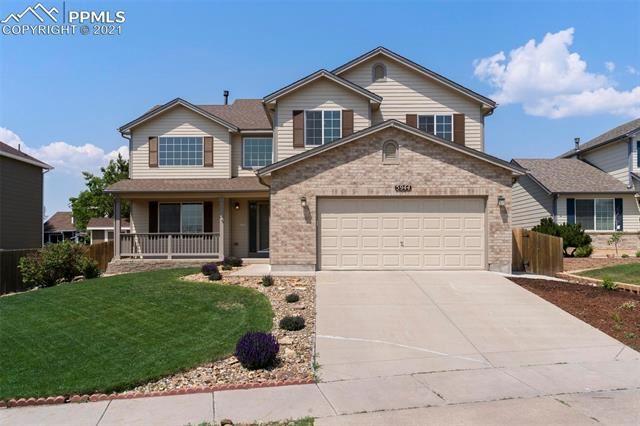 5944 Chivalry Drive, Colorado Springs, CO 80923 - #: 8682035