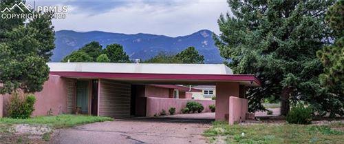 Photo of 3161 Sunnybrook Lane, Colorado Springs, CO 80904 (MLS # 5825036)