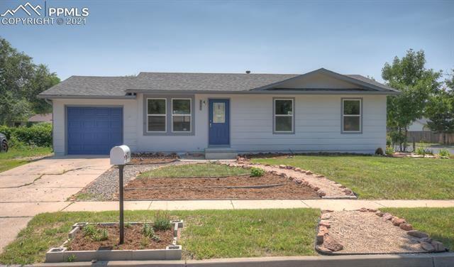 2731 W Monica Drive, Colorado Springs, CO 80916 - #: 9248037