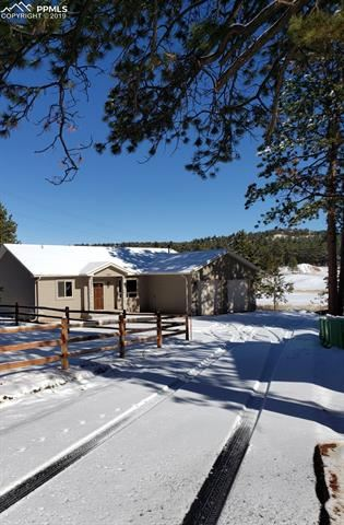 Photo of 1369 Masters Drive, Woodland Park, CO 80863 (MLS # 3178039)