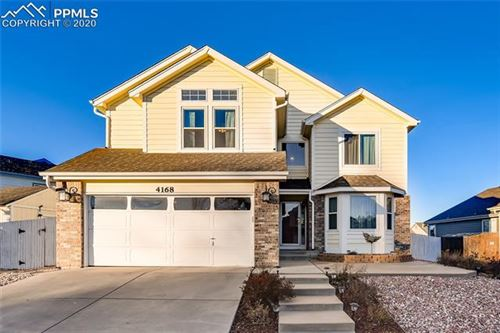 Photo of 4168 Cherryvale Drive, Colorado Springs, CO 80918 (MLS # 1387040)