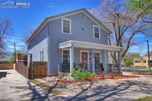 Photo of 330 N Hancock Avenue, Colorado Springs, CO 80903 (MLS # 2787040)