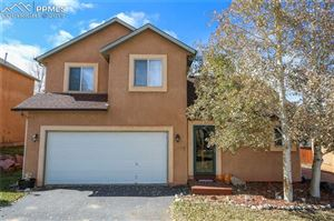 Photo of 1679 Columbine Village Drive, Woodland Park, CO 80863 (MLS # 2074042)