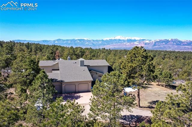 Photo for 11085 Burgess Lane, Colorado Springs, CO 80908 (MLS # 4163042)