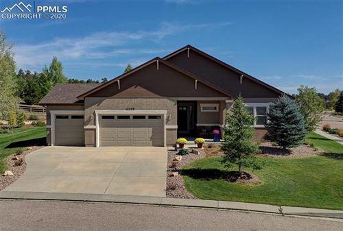 Photo of 2388 Rusty Ridge Court, Colorado Springs, CO 80921 (MLS # 9957044)