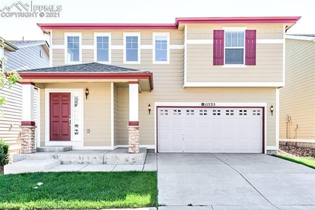 11535 Black Maple Lane, Colorado Springs, CO 80921 - #: 9064044