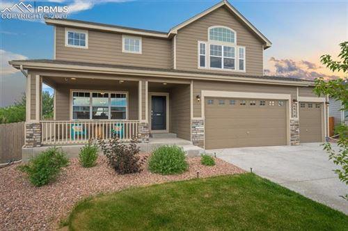 Photo of 6970 Mandan Drive, Colorado Springs, CO 80925 (MLS # 4682045)