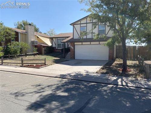 Photo of 3455 Kirkwood Drive, Colorado Springs, CO 80916 (MLS # 7926045)
