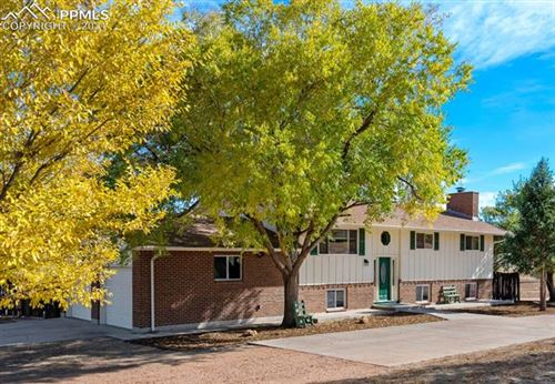 Photo of 6535 Rolling View Drive, Colorado Springs, CO 80925 (MLS # 7658046)