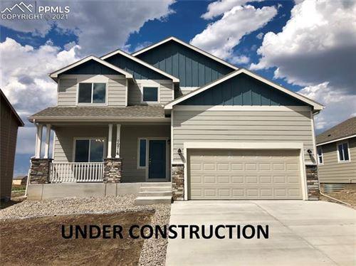Photo of 6738 Abita Drive, Colorado Springs, CO 80925 (MLS # 3412047)