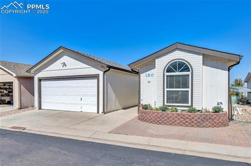 Photo of 180 Stafford Court, Colorado Springs, CO 80904 (MLS # 3812048)