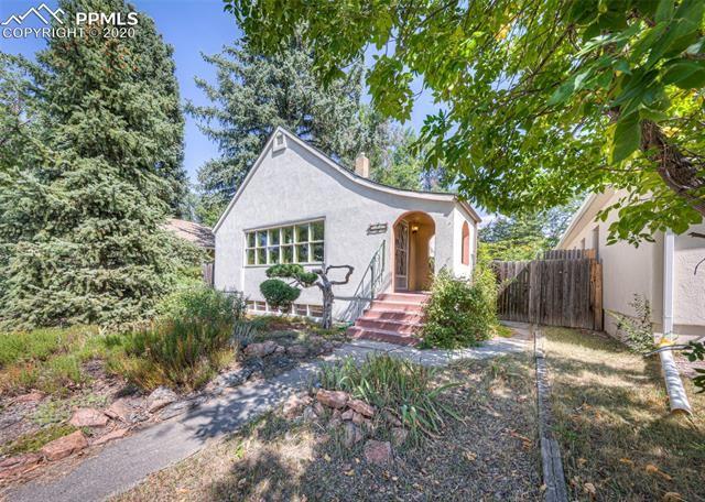1923 N Corona Street, Colorado Springs, CO 80907 - MLS#: 4128048