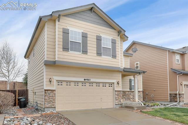 Photo for 4863 Turning Leaf Way, Colorado Springs, CO 80922 (MLS # 8431049)