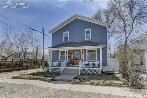 Photo of 313 Center Street, Colorado Springs, CO 80905 (MLS # 2970052)