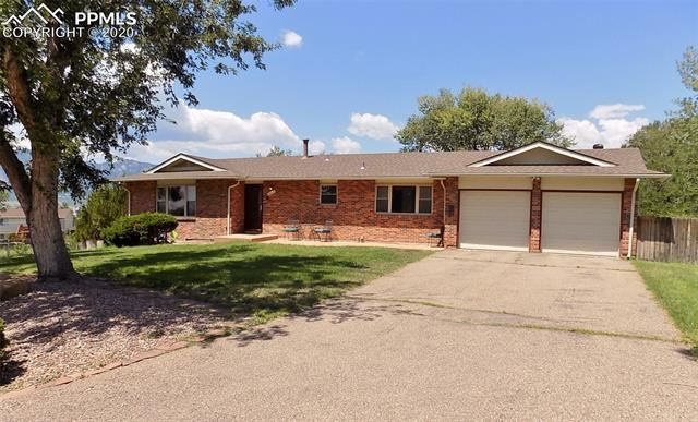 Photo for 228 Cunningham Drive, Colorado Springs, CO 80911 (MLS # 5132053)