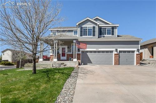 Photo of 4354 Ranch Creek Drive, Colorado Springs, CO 80922 (MLS # 1442054)