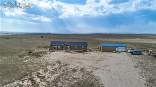Photo of 9060 Soap Weed Road, Calhan, CO 80808 (MLS # 4129054)
