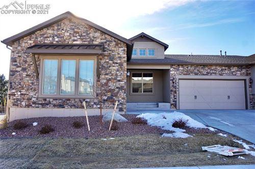 Photo of 3365 REDCOAT Lane, Colorado Springs, CO 80920 (MLS # 6191055)