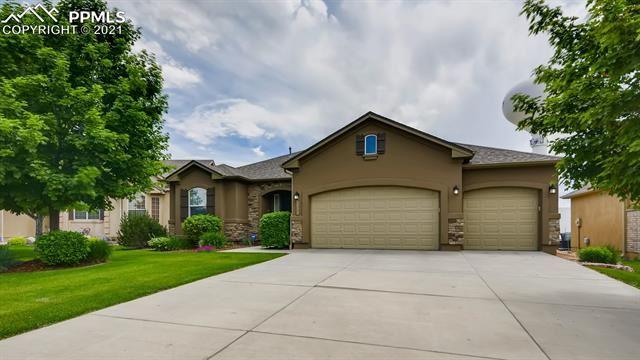 5129 Barnstormers Avenue, Colorado Springs, CO 80911 - #: 3713055