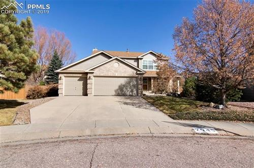 Photo of 7945 Holland Court, Colorado Springs, CO 80920 (MLS # 9024056)