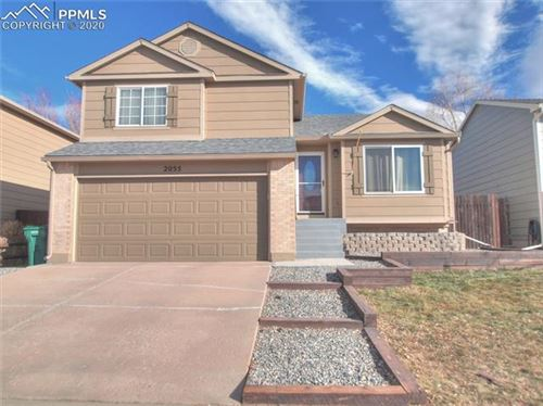 Photo of 2055 Woodsong Way, Fountain, CO 80817 (MLS # 3385057)