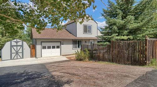 Photo of 1120 W Evergreen Heights Drive, Woodland Park, CO 80863 (MLS # 6587057)