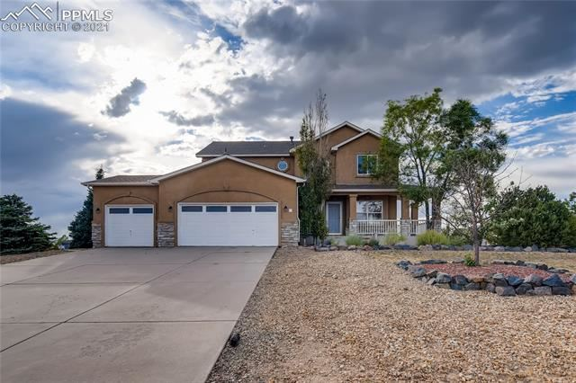 8498 Weiscamp Road, Peyton, CO 80831 - #: 1522058