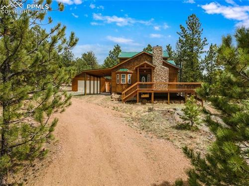 Photo of 196 Arrowhead Drive, Florissant, CO 80816 (MLS # 2902059)