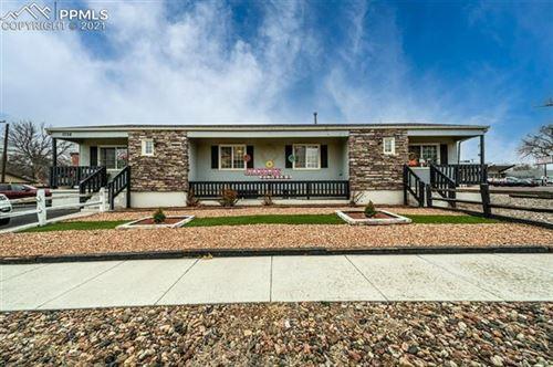 Photo of 1722 E Bijou Street, Colorado Springs, CO 80909 (MLS # 3592059)