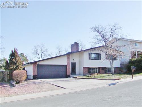 Photo of 5140 Pony Soldier Drive, Colorado Springs, CO 80917 (MLS # 4351059)