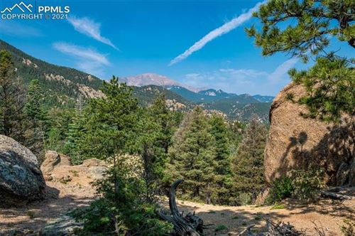 Tiny photo for 515 Old Mans Camp Trail, Manitou Springs, CO 80829 (MLS # 5928060)
