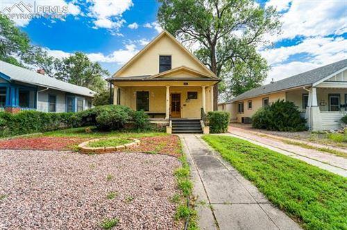 Photo of 1015 E Boulder Street, Colorado Springs, CO 80903 (MLS # 9853060)