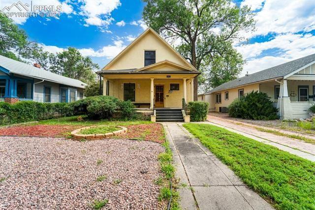 1015 E Boulder Street, Colorado Springs, CO 80903 - #: 9853060