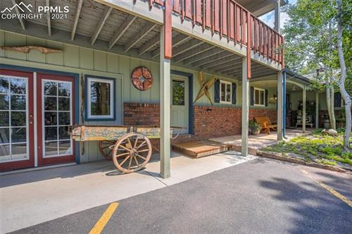 Tiny photo for 159 Trull Road, Woodland Park, CO 80863 (MLS # 6469061)
