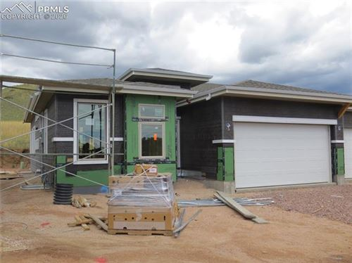 Tiny photo for 5522 Silverstone Terrace, Colorado Springs, CO 80919 (MLS # 9552062)