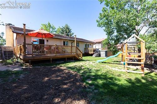 Tiny photo for 3830 Weather Vane Drive, Colorado Springs, CO 80920 (MLS # 1974063)