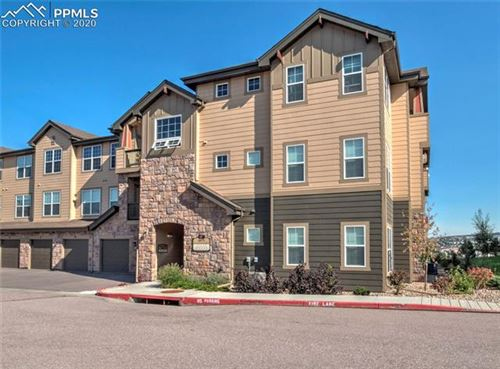 Photo of 4790 Wells Branch Heights #100, Colorado Springs, CO 80923 (MLS # 7078063)