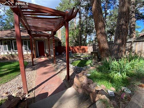 Photo of 250 Rocky Ford Drive, Palmer Lake, CO 80133 (MLS # 7861063)